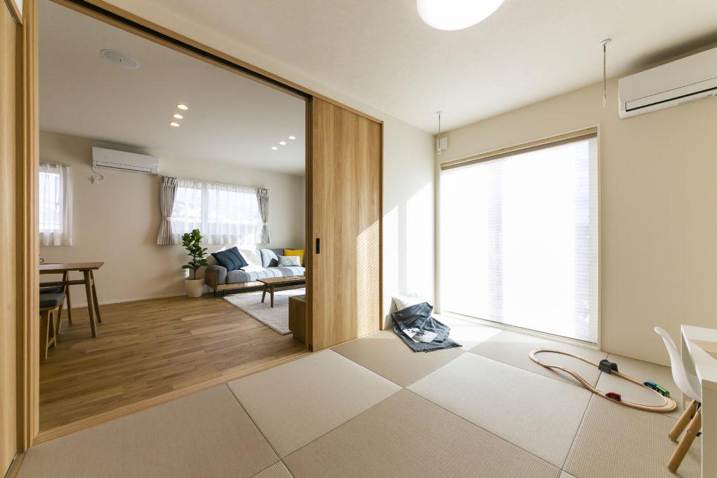 【玉川】和室のある空間