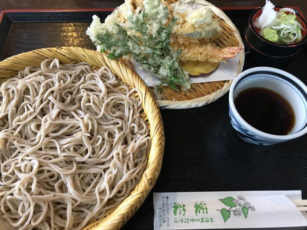【玉川】そば処 葉菜(大衡)