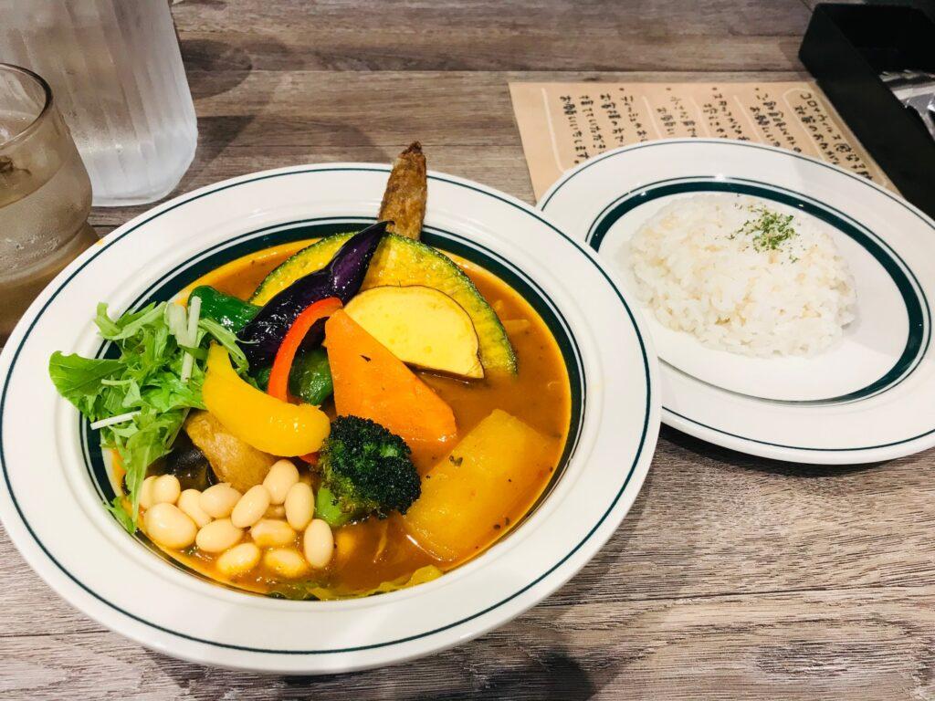 【小池】スープカレー